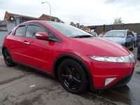 2007 HONDA CIVIC 2.2 ES I-CTDI GREAT SPEC PAN ROOF MINT £1795.00