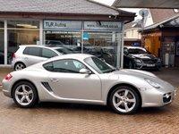 2006 PORSCHE CAYMAN 2.7 TIPTRONIC S 242 BHP £13990.00