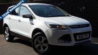 USED 2016 16 FORD KUGA 1.5 ZETEC 5d AUTO 180 BHP