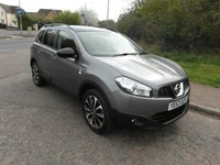 USED 2013 63 NISSAN QASHQAI+2 1.5dCi 360 Diesel 7 seat Fully loaded. 7 seat.