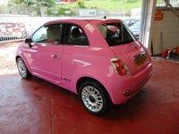 USED 2010 10 FIAT 500 1.2 PURO2 3d 69 BHP