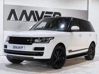 USED 2014 14 LAND ROVER RANGE ROVER 4.4 SDV8 VOGUE SE 5d AUTO 339 BHP