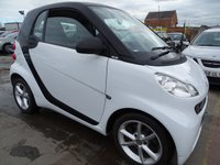 2010 SMART FORTWO 0.8 PULSE CDI AUTOMATIC DIESEL  £3195.00