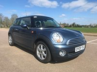 2009 MINI HATCH ONE 1.4 ONE 3d 94 BHP £4995.00
