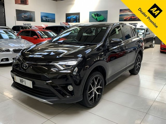 Used Toyota cars in Preston from MP Motor Company Limited
