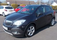 USED 2012 VAUXHALL MOKKA 1.7 EXCLUSIV CDTI S/S 5d 128 BHP £30.00 PER YEAR ROAD TAX