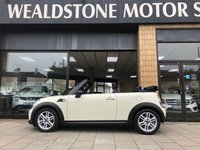 2015 MINI CONVERTIBLE 2.0 COOPER D [CHILI PACK] 2d AUTO 110 BHP £12000.00
