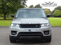 USED 2017 17 LAND ROVER RANGE ROVER SPORT 3.0 SDV6 HSE DYNAMIC 5d AUTO 306 BHP