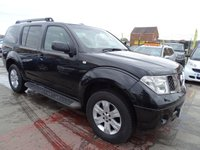 2007 NISSAN PATHFINDER 2.5 DCI ADVENTURA 7 SEATER DIESEL FULLL LEATHER £4495.00