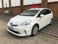 2013 TOYOTA PRIUS PLUS 1.8 HYBRID VVTI 5d AUTO 7 SEATS £13750.00