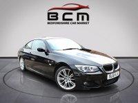 2011 BMW 3 SERIES 2.0 318I M SPORT 2d 141 BHP £SOLD