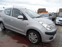 2009 NISSAN PIXO 1.0 N-TEC LOW MILES DRIVES WELL  £1695.00