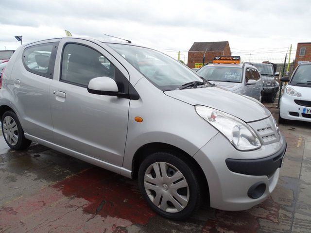 USED 2009 59 NISSAN PIXO 1.0 N-TEC LOW MILES DRIVES WELL