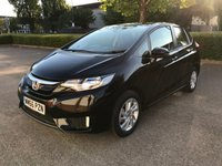 2016 HONDA JAZZ 1.3 I-VTEC SE NAVI 5d AUTO 101 BHP £SOLD