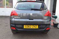 USED 2012 62 PEUGEOT 3008 1.6 HDI ACTIVE 5d 115 BHP