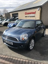 2009 MINI HATCH ONE 1.4 ONE 3d 94 BHP £3495.00