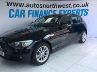 2014 BMW 1 SERIES 1.6 116I SE 5d 135 BHP £9000.00