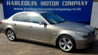 USED 2009 09 BMW 5 SERIES 2.0 520D SE 4d 175 BHP