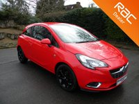 USED 2016 16 VAUXHALL CORSA 1.4 SRI ECOFLEX 3d 89 BHP Cheap To Tax!  Alloy Wheels, Apple Car Play/ Android Auto, Bluetooth, Cruise Control