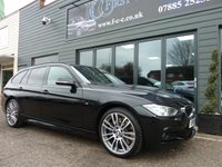 USED 2015 15 BMW 3 SERIES 3.0 335D XDRIVE M SPORT TOURING 5d AUTO