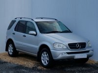 USED 2004 54 MERCEDES-BENZ M CLASS 2.7 ML270 CDI 5d AUTO 163 BHP