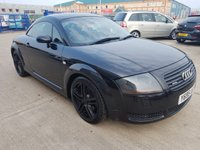 USED 2001 AUDI TT 1.8 QUATTRO 3d 221 BHP Cambelt + Water Pump Replaced at 102,000 | Full Service History | MOT | Service | Warranty
