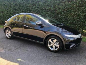 2007 HONDA CIVIC 1.8 SE I-VTEC 5d 139 BHP £3795.00