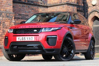 2016 LAND ROVER RANGE ROVER EVOQUE 2.0 TD4 HSE Dynamic AWD (s/s) 5dr £26477.00