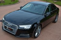 USED 2016 66 AUDI A4 2.0 TDI ultra Sport (s/s) 4dr SAT NAV+AA INSPECT+CRUISE CRTL