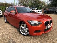 2013 BMW 1 SERIES 1.6 116I M SPORT 5d 135 BHP £11000.00