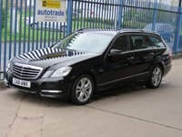 USED 2012 61 MERCEDES-BENZ E CLASS 2.1 E220 CDI BLUEEFFICIENCY EXECUTIVE SE 5d AUTO Sat nav Leather Finance arranged Part exchange available Open 7 days
