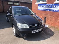 USED 2004 04 FIAT PUNTO 1.2 8V ACTIVE 3d 59 BHP