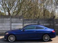 USED 2017 17 MERCEDES-BENZ C CLASS 2.0 C 200 4MATIC AMG LINE PREMIUM 2d AUTO 181 BHP