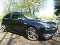2007 FORD FOCUS 2.5 ST-3 3d 225 BHP £6273.00