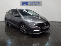 USED 2014 64 HONDA CIVIC 1.6 I-DTEC SE PLUS 5d 118 BHP