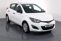 USED 2014 64 HYUNDAI I20 1.2 CLASSIC 5d 84 BHP Dealer and ONE OWNER From New with 4 Stamp SERVICE HISTORY