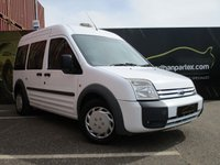 USED 2009 09 FORD TOURNEO CONNECT 1.8 TDCI LWB 1d 89 BHP WINDOW VAN
