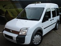 USED 2009 09 FORD TOURNEO CONNECT 1.8 TDCI LWB 1d 89 BHP WHEELCHAIR ACCESS MOBILITY PART EXCHANGE AVAILABLE / ALL CARDS / FINANCE AVAILABLE