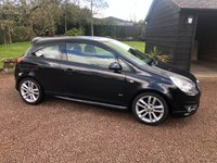 USED 2008 08 VAUXHALL CORSA 1.4 SXI A/C 16V 3d 90 BHP Ideal first car... comes with 2 keys.