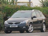 USED 2012 12 KIA CEED 1.6 CRDI 4 SW 5d 126 BHP