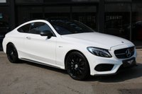 USED 2017 67 MERCEDES-BENZ C CLASS 3.0 AMG C 43 4MATIC PREMIUM PLUS 2d AUTO 362 BHP