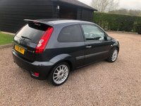 USED 2008 08 FORD FIESTA 1.6 ZETEC S 16V 3d 100 BHP Low Mileage... Full service History