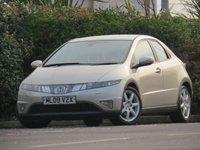 USED 2009 09 HONDA CIVIC 2.2 EX I-CTDI 5d 139 BHP