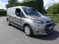 USED 2017 17 FORD TRANSIT CONNECT 210 TREND L2 LWB 1.5 TDCI EURO 6 ULEZ COMPLIANT Higher Specification Trend Model With Additional Air Con + Balance Of Ford Warranty Till April 2020! First Class Example!