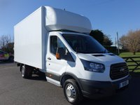 USED 2019 19 FORD TRANSIT  L4 EF LWB VFS ONE STOP LUTON / TAILIFT DRW 2.0 TDCI 170 BHP ** In Stock Now**  Fully Loaded With Extras!!  -Double Rear Wheels, A/C, 170 Ps Euro 6 Engine, Cruise Control, DAB Stereo & High Visibility Pack