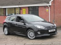 2013 FORD FOCUS 1.6 TDCI ZETEC S (LOW MILEAGE+BLUETOOTH) 5dr £6990.00