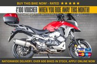 USED 2016 16 HONDA VFR800 - NATIONWIDE DELIVERY, USED MOTORBIKE. GOOD & BAD CREDIT ACCEPTED, OVER 600+ BIKES IN STOCK