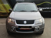 USED 2006 06 SUZUKI GRAND VITARA 2.0 16V 5d 139 BHP AIR CON FULL SERVICE HISTORY PART EXCHANGE AVAILABLE / ALL CARDS / FINANCE AVAILABLE