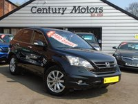2012 HONDA CR-V 2.2 I-DTEC EX 5d - LEATHER + SAT NAV £7490.00