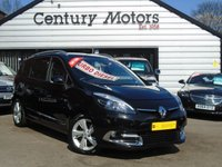 2014 RENAULT GRAND SCENIC 1.5 DCI DYNAMIQUE TOMTOM ENERGY S/S 5d + £20 TAX £8490.00